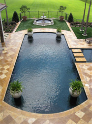 New pool construction services from Alison Pools Inc in Atlanta, GA