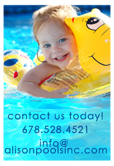 Contact Alison Pools Atlanta for all of your Pool Related Needs!